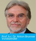 Anton Brunner Vorsitzender