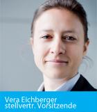 Vera Eichberger stellvertretende Vorsitzende